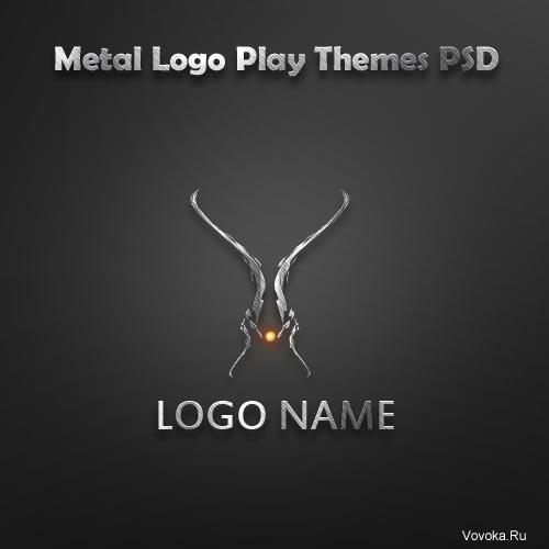 psd логотипы для игрового сайта